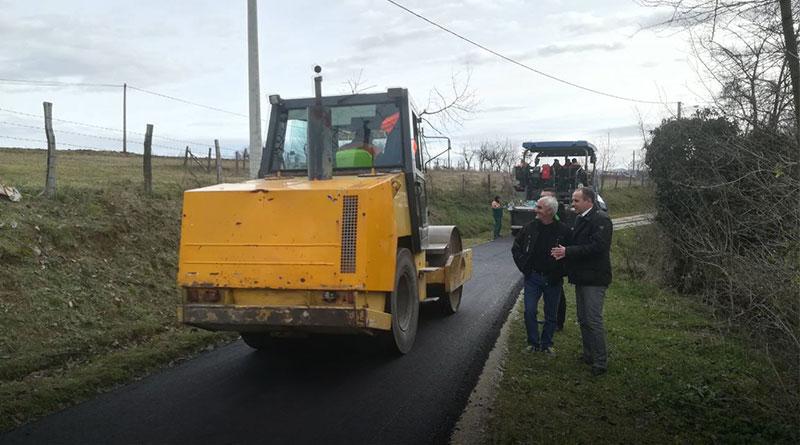 U MZ Brajkovac novih 550 metara asfalta