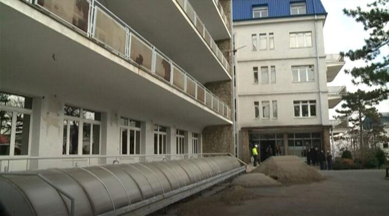 """Rekonstrukcija glavne bolničke zgrade KBC """"Dragiša Mišović"""""""