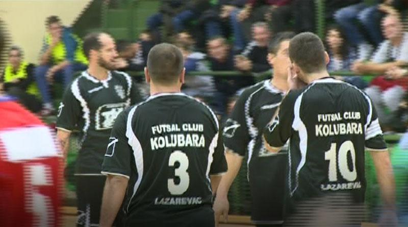 Futsal klub Kolubara osvojio Kup Beograda