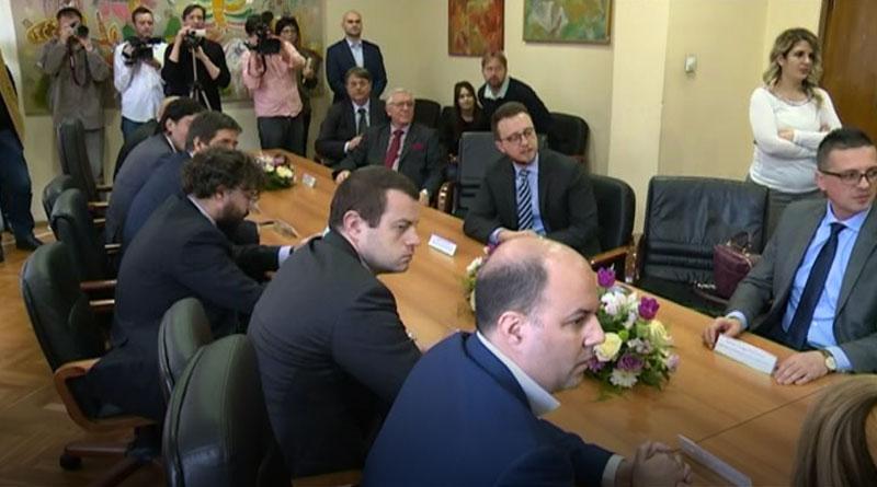 GO Stari grad potpisala protokol o saradnji sa opštinom iz Sarajeva