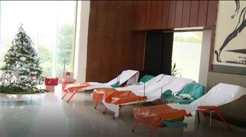 Lazarevčani u akciji dobrovoljnog davalaštva krvi