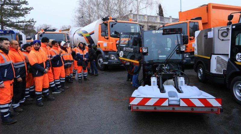 Nova vozila za JKP Gradska čistoća