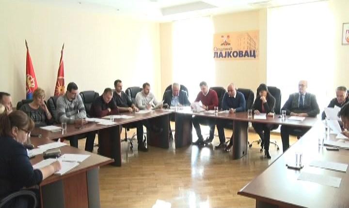 Održana 48. sednica veća opštine Lajkovac