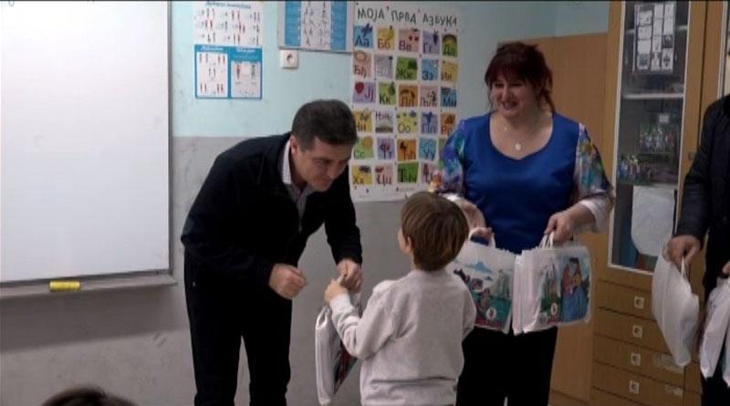 Besplatni paketići deci iz opštine Barajevo