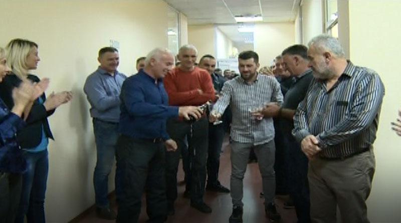 Oko 80 odsto radnika EPS-a dalo podršku listi Milana Đorđevića i Miodraga Rankovića