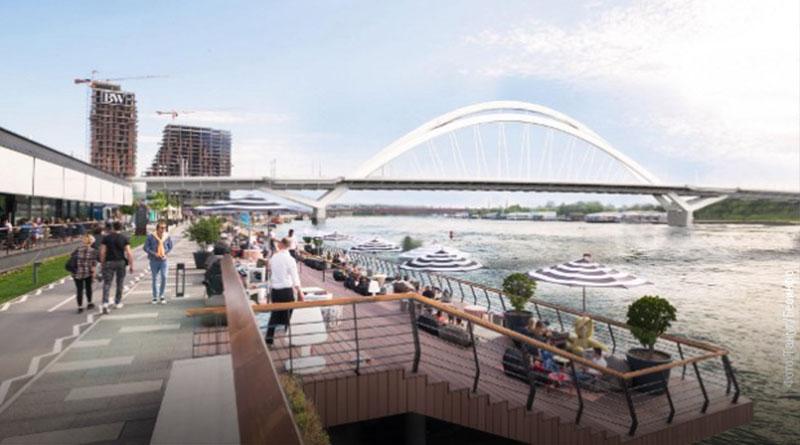 Vesić najavio potpisivanje ugovora za izradu projekta za novi savski most