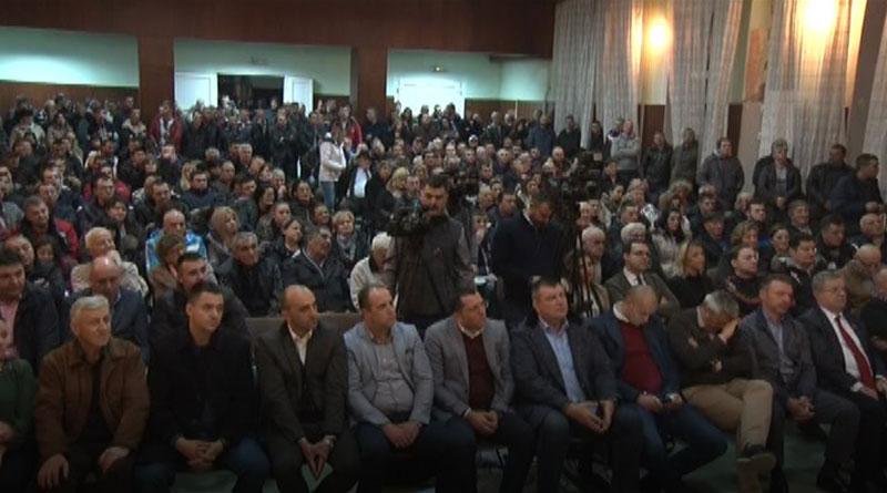 Skup u Velikim Crljenima- Koalicija ''Aleksandar Vučić – zato što volimo