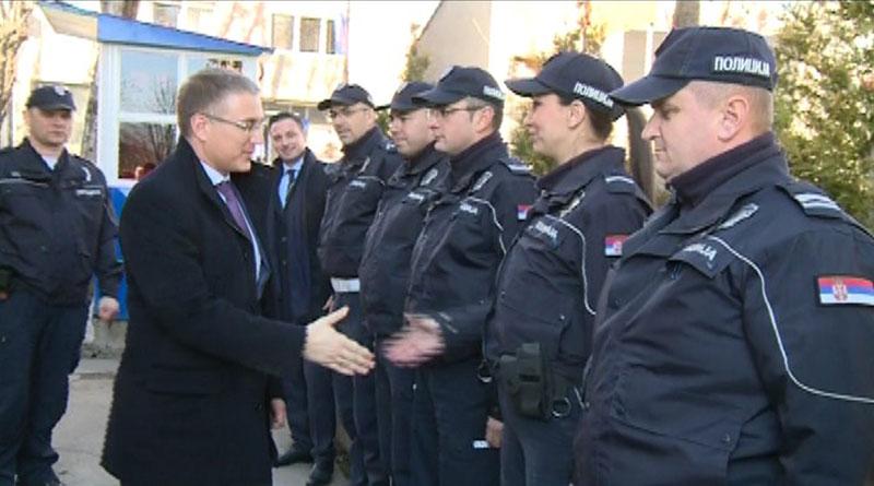 Uskoro nova Policijska stanica u Lazarevcu