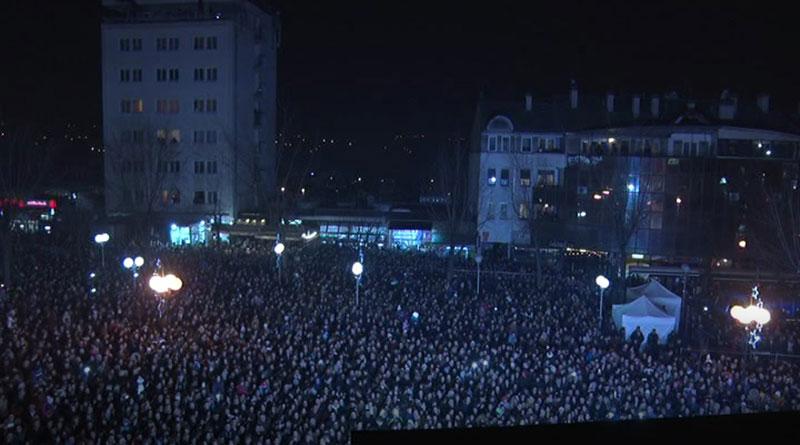 Koncert Ace Lukasa u Lazarevcu