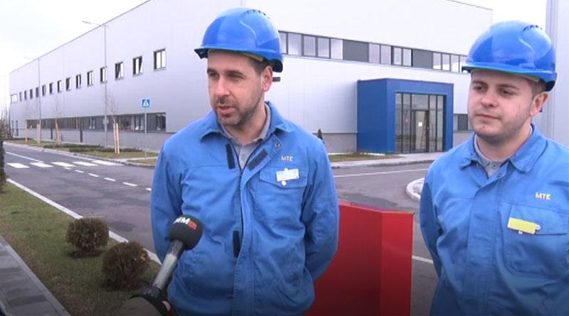 """Šansa za posao u fabrici """"MEI TA"""" i za Lazarevčane"""