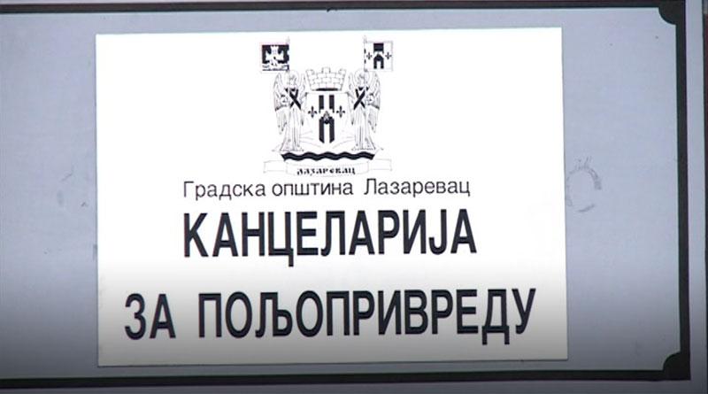 Otvorena Kancelarija za poljoprivredu u Lazarevcu