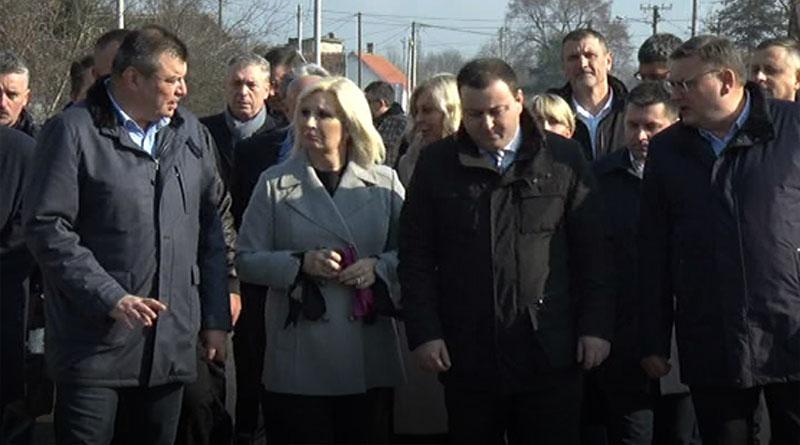 Ministarka Zorana Mihailović u Obrenovcu