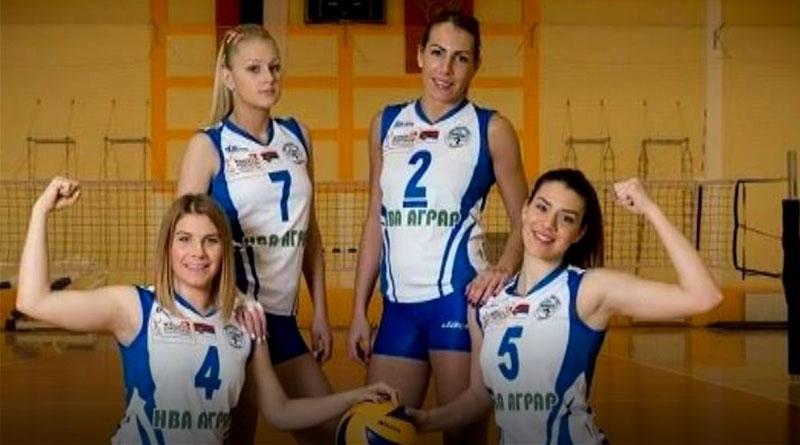 Odbojkašice Železničara na drugom mestu na tabeli Superlige Srbije