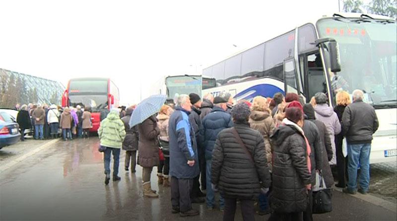 Najstariji sugrađani otputovali na Zlatibor