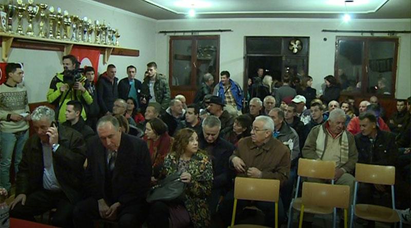 Predizborni skup OO SPS u Čibutkovici