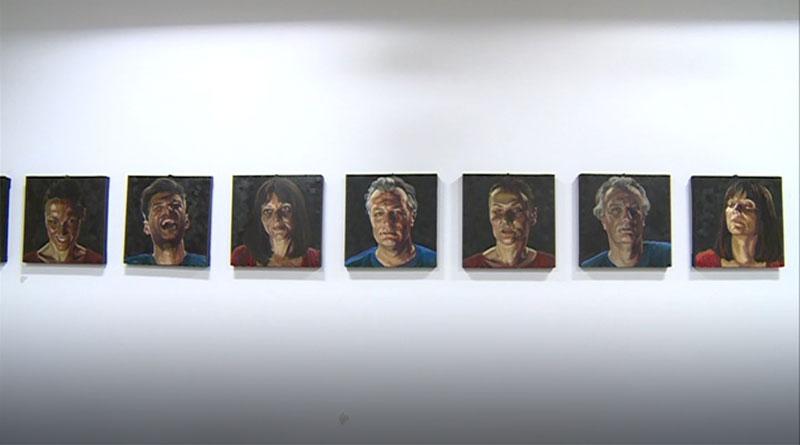 """Otvorena izložba """"Kontrasti"""" umetnice Biserke Petrović"""