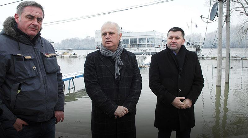 Vodostaji u Beogradu pod kontrolom