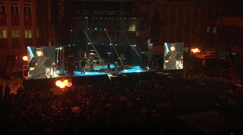 Spektakularni koncert Cece Ražnatović u Lazarevcu (VIDEO)