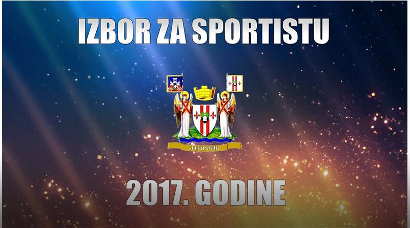 Izabrani najbolji sportisti u 2017. godini