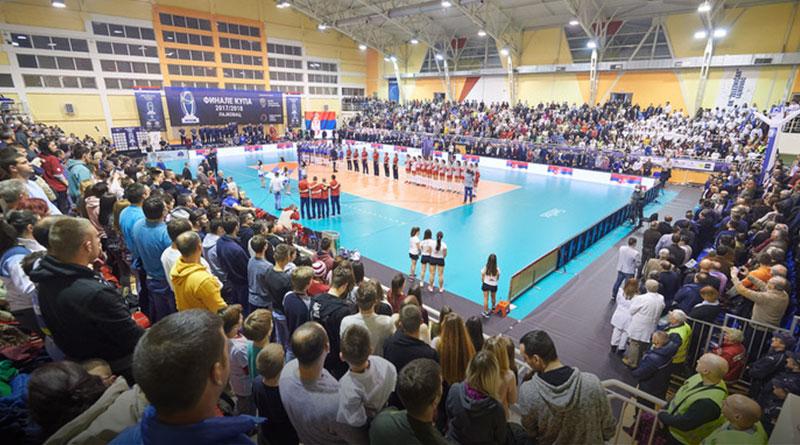 Crvena zvezda vodi 2:0 u polufinalnoj seriji plej-ofa Superlige Srbije