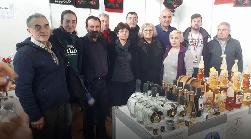 Opština Petrovac na Mlavi učesnik Sajma zadrugarstva i mladih domaćina u Zrenjaninu