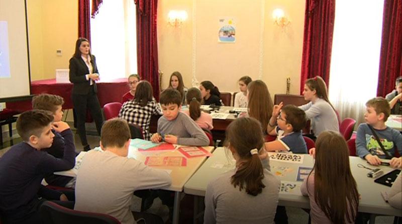 Edukativne radionice za najmlađe povodom Svetske nedelje novca