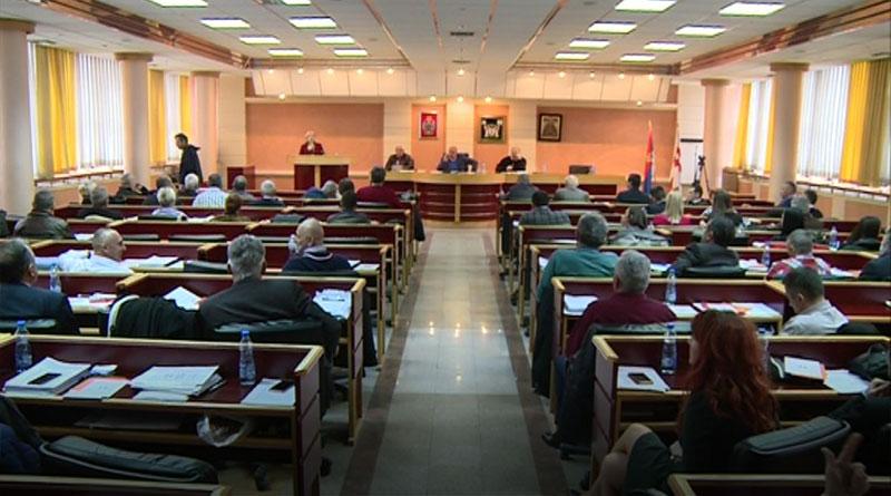 Prva sednica skupštine opštine Lazarevac u ovoj godini