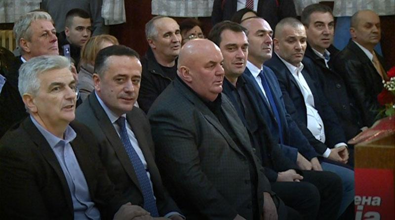 Svečana konvencija OO SPS u Velikim Crljenima