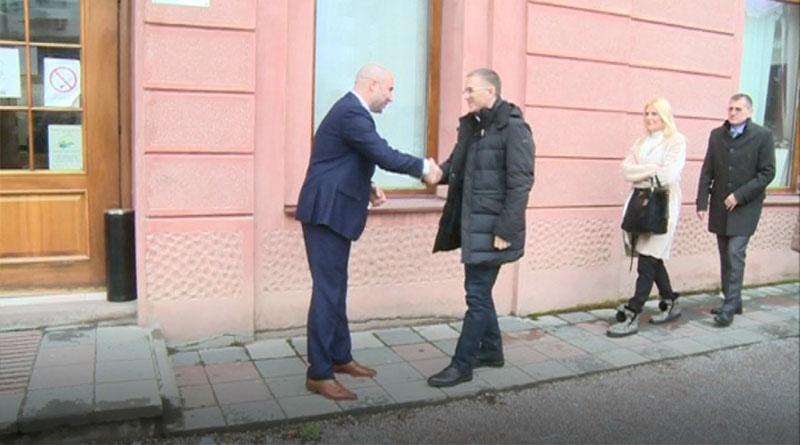 Ministar Stefanović posetio Policijsku upravu u Ubu, Mionici i Lajkovcu
