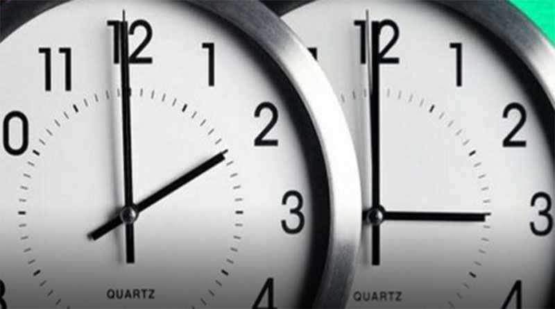 Letnje računanje vremena