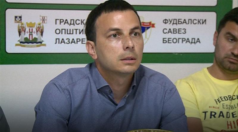 Nemanja-Ivanović,član-Upravnog-odbora-FS-Lazarevac-