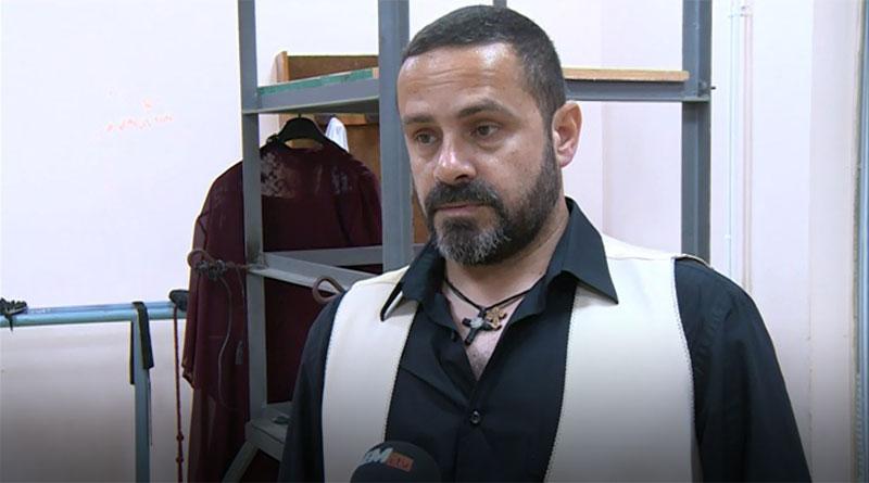Stanislav Grujić, direktor Narodnog pozorišta Leskovac