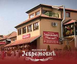 Restoran Jevremović