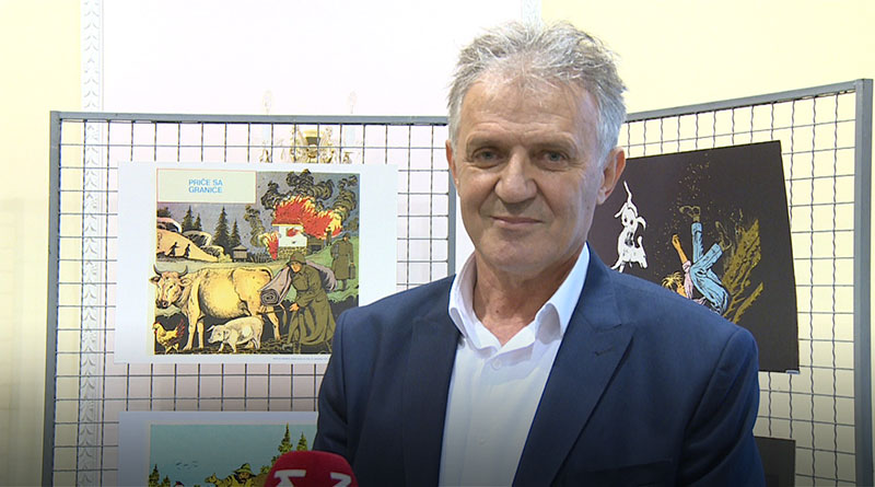 """Zoran Petrović, direktor preduzeća """"Eko Tamnava"""""""