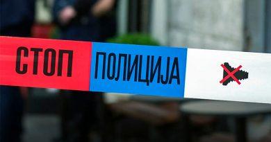 Nokautiran vozač automobila pežo 306 Miloš Brkić u Stepojevcu
