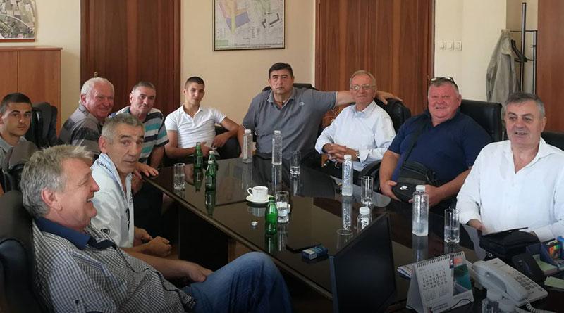 Legende boksa boravile u Lajkovcu