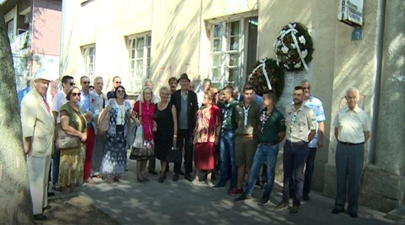 Polaganje venaca u Lazarevcu