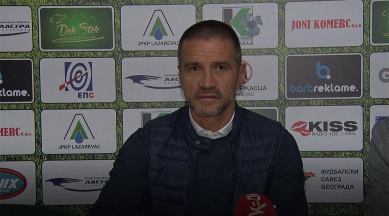 Zoran Mirković, trener FK Partizan