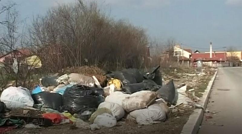 Deponije u Lazarevcu