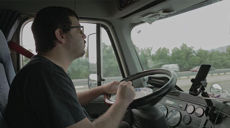 """dokumentarni film """"Dnevnik jednog kamiondžije o bratu kamiondžiji"""""""