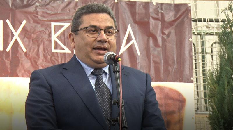 Gustav Tristo del Todo, ambasador Kube u Beogradu