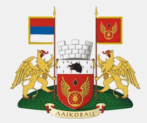 Lajkovac-grb