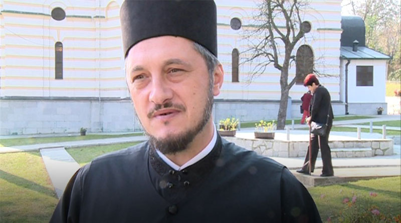 Staniša Đokić,  arhijerejski namesnik tamnavski
