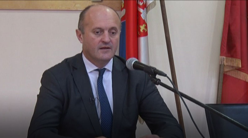Živorad Bojičić, predsednik skupštine opštine Lajkovac