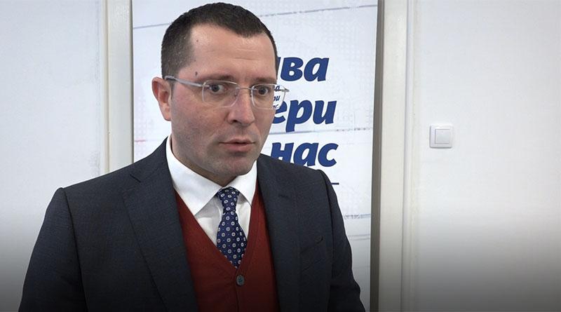 Bojan Stević, državni sekretar u Ministarstvu za državnu upravu i lokalnu samopravu