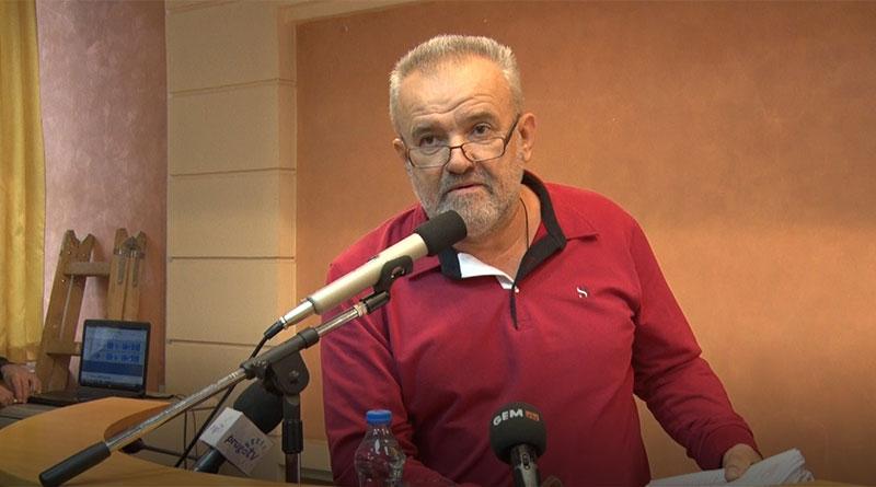 Milan Đorđević, predsednik grupe građana ''Lazarevac naša kuća''