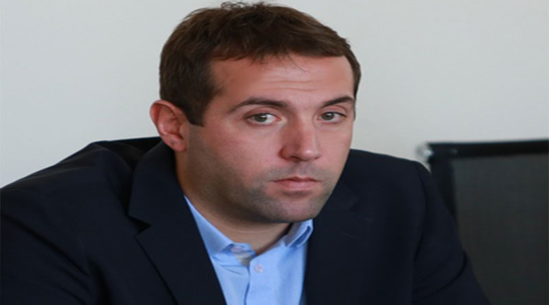 Slavko Gak,  gradski sekretar za obrazovanje i dečju zaštitu