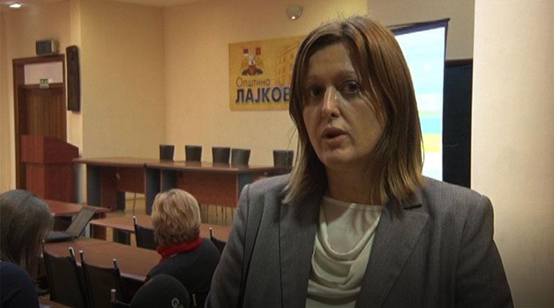Tatijana Panić, rukovodilac Odeljenja za budžet i finansije