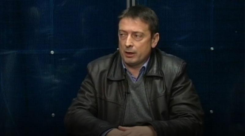 """Ivan Milić, vd direktora JPKP """"Lazarevac"""""""