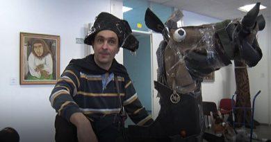 """Radionica """"Animalizam u skulpturi"""" Dušana Rajšića"""
